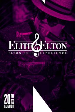 LIVE on stage – Elite Elton (Elton John Tribute)