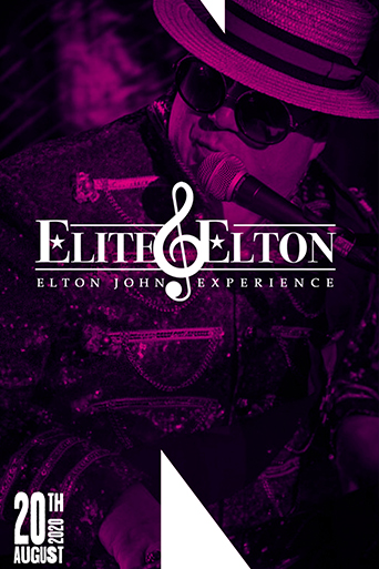 Film on this evening tbc - Includes LIVE Elton John Tribute