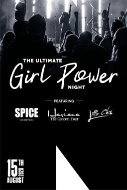 Pitch Perfect -  Includes Ultimate Girl Power LIVE Music Tribute