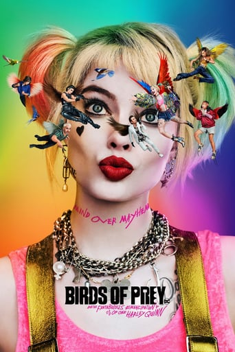 Birds of Prey (and the Fantabulous Emancipation of One Harley Qu