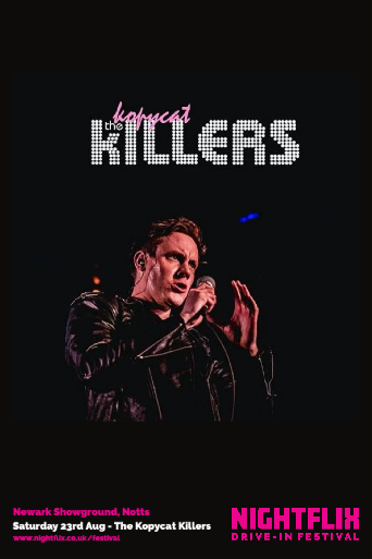 LIVE MUSIC – The Kopycat Killers
