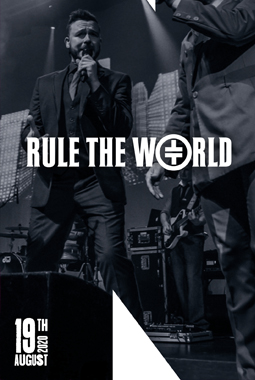 LIVE on stage – Rule The World (Take That Tribute)